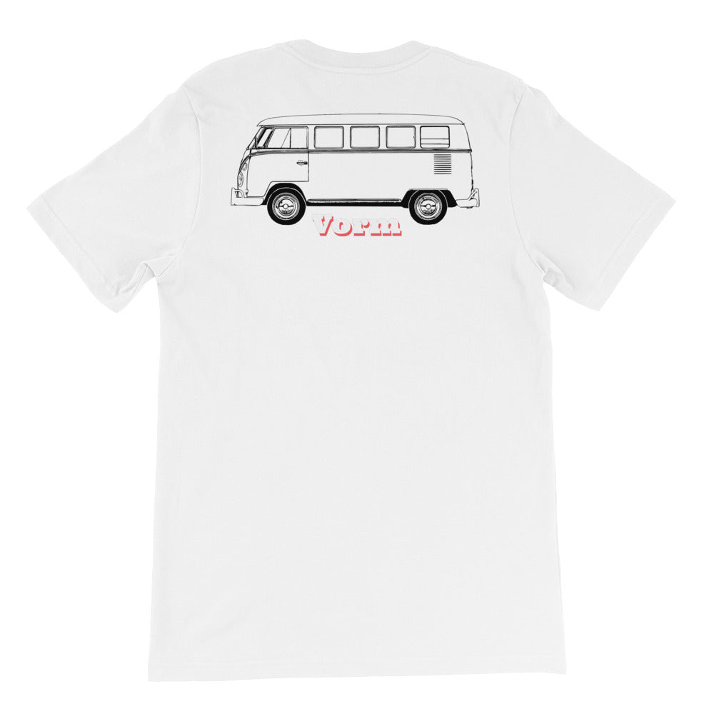 TI Deluxe - Unisex short sleeve t-shirt - Vorm Clothing Co.