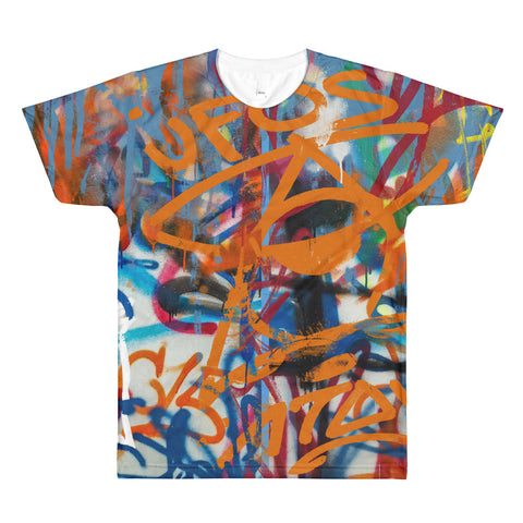 UFOS - Sublimation men's crewneck t-shirt - Vorm Clothing Co.