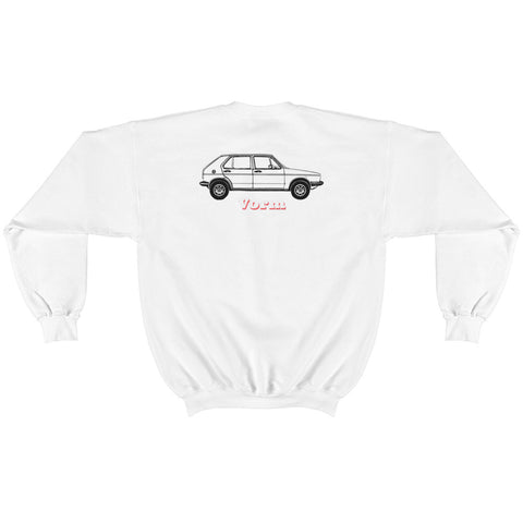 MKI - Men's Crewneck Sweatshirt - Vorm Clothing Co.
