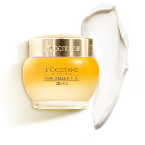 Immortelle Divine Cream by L'Occitane 1.7 oz