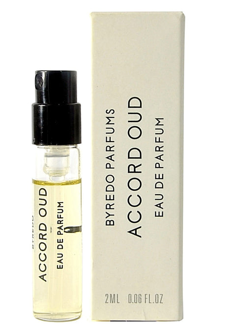 Accord Oud By Byredo For Her  Vial Sample
