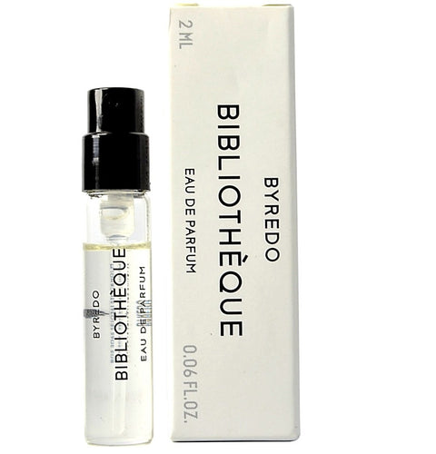 Bibliotheque by Byredo Vial Sample