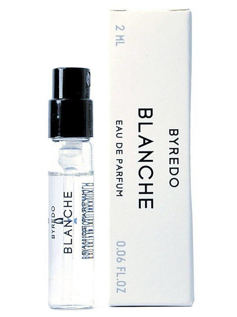 Blanche by Byredo vial sample