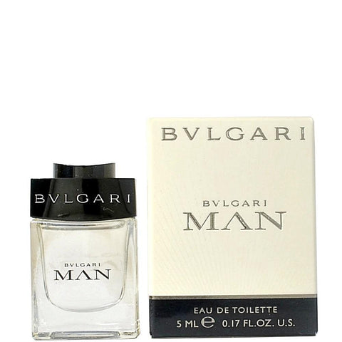 Bvlgari Man Mini EDT By Bvlgari