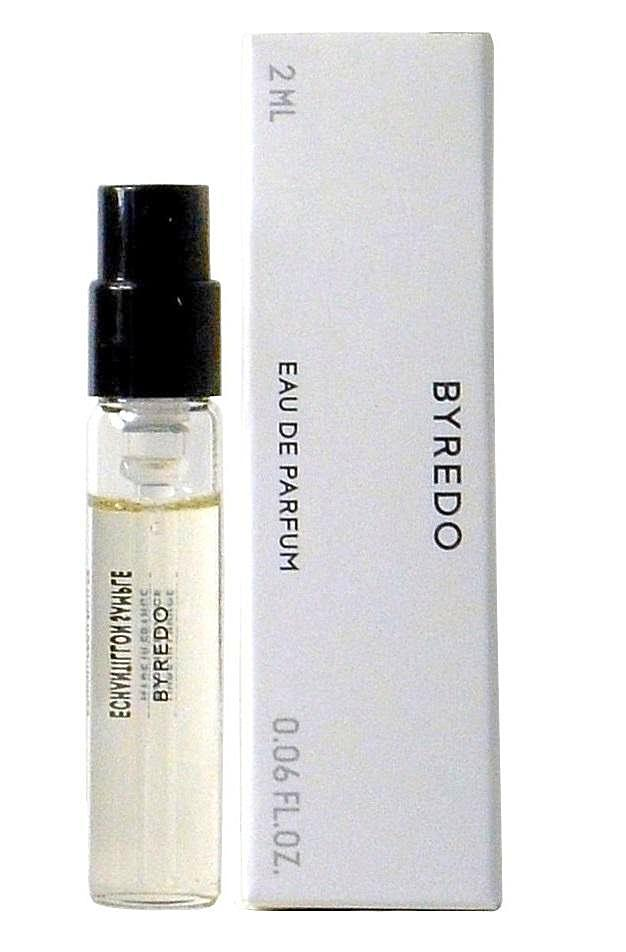 Unnamed by Byredo vial sample