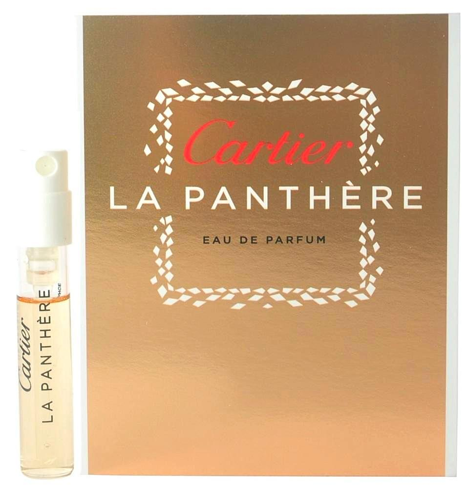 Cartier La Panthere by Cartier Vial Sample