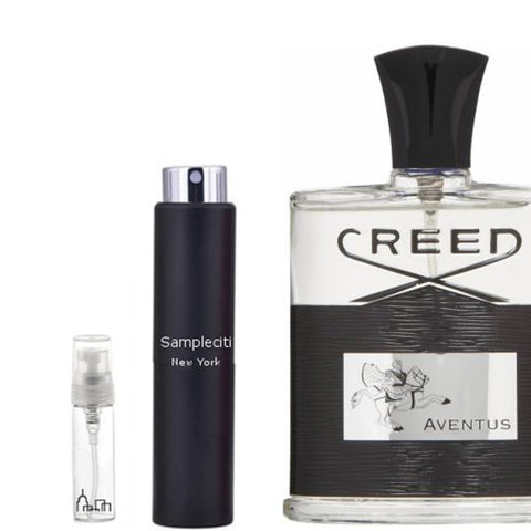 CREED AVENTUS SPRAY TRAVEL SIZE SPRAY COLOGNE ATOMIZER (Choose Size)