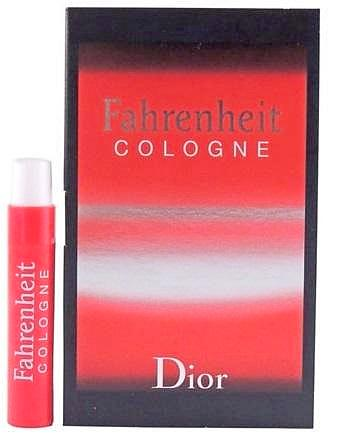 Fahrenheit by Christian Dior For Him Vial Sample