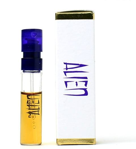Alien Vial  EDP Spray By Thierry Mugler Perfume Vial Sample