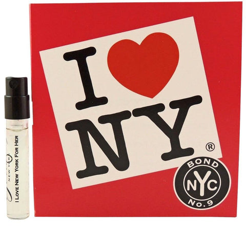I love New York By Bond No. 9 For Her