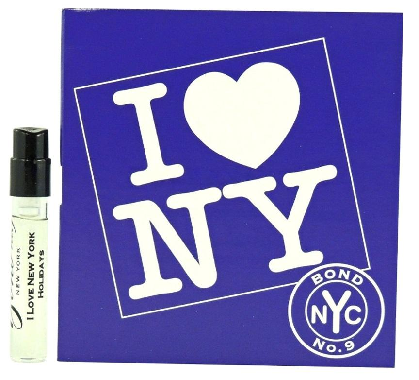 I love New York Holiday By Bond No.9
