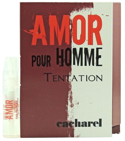Amor Pour Homme Tentation by Cacharel For Him