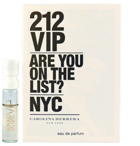 212 VIP For Her by Carolina Herrera Vial Sample