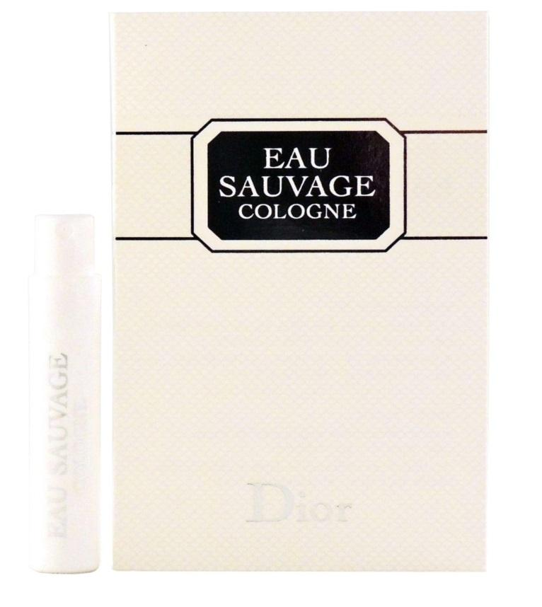 4d747dabe6bc Eau Sauvage Cologne by Christian Dior For Him – Sampleciti
