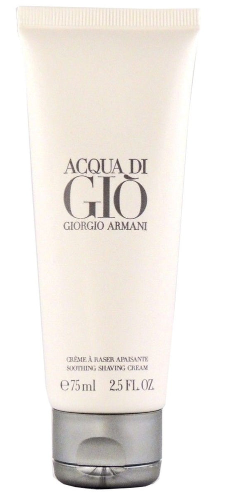 Acqua Di Gio Soothing Shaving Cream