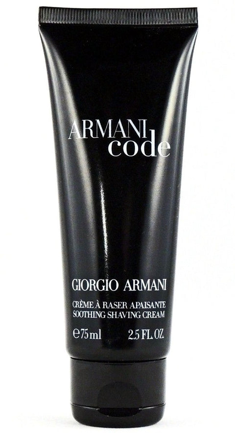 ARMANI CODE SOOTHING SHAVING CREAM