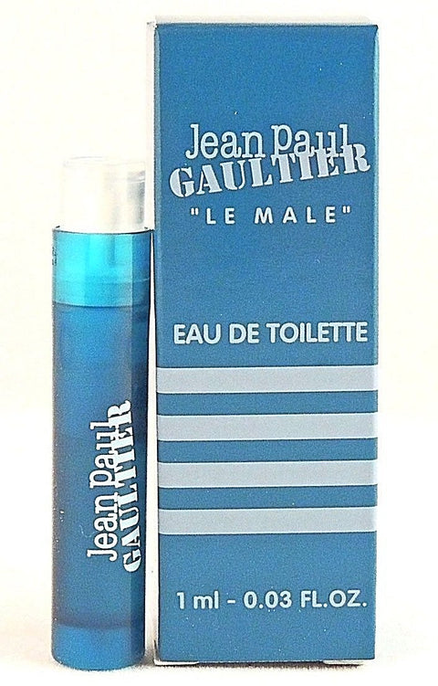 Le Male By Jean Paul Gaultier Vial Sample