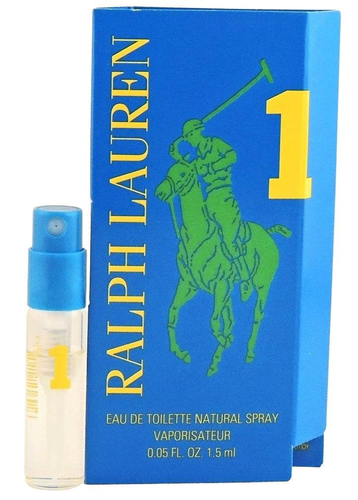 Polo Big Pony Blue For Men  Vial Sample