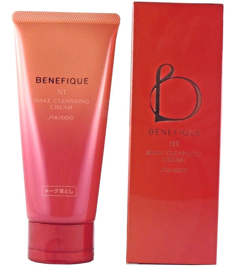 Benefique NT Make Cleansing Cream by Shiseido