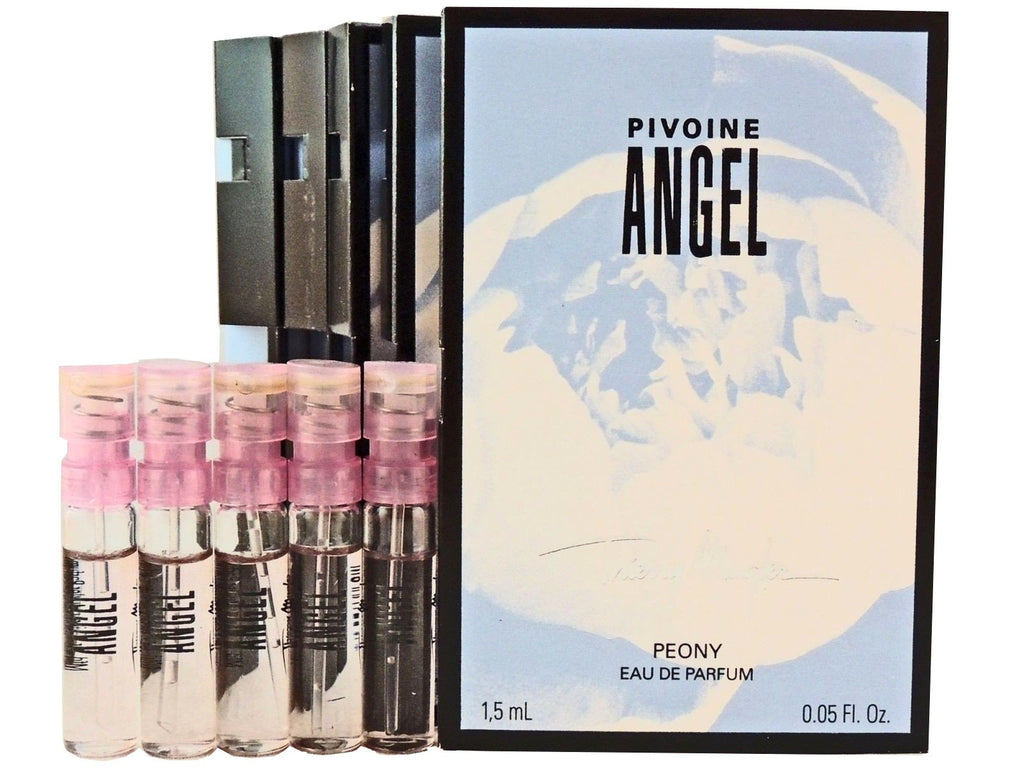 Angel Pivoine Peony by Thierry Mugler (PACK OF 5 SAMPLES)