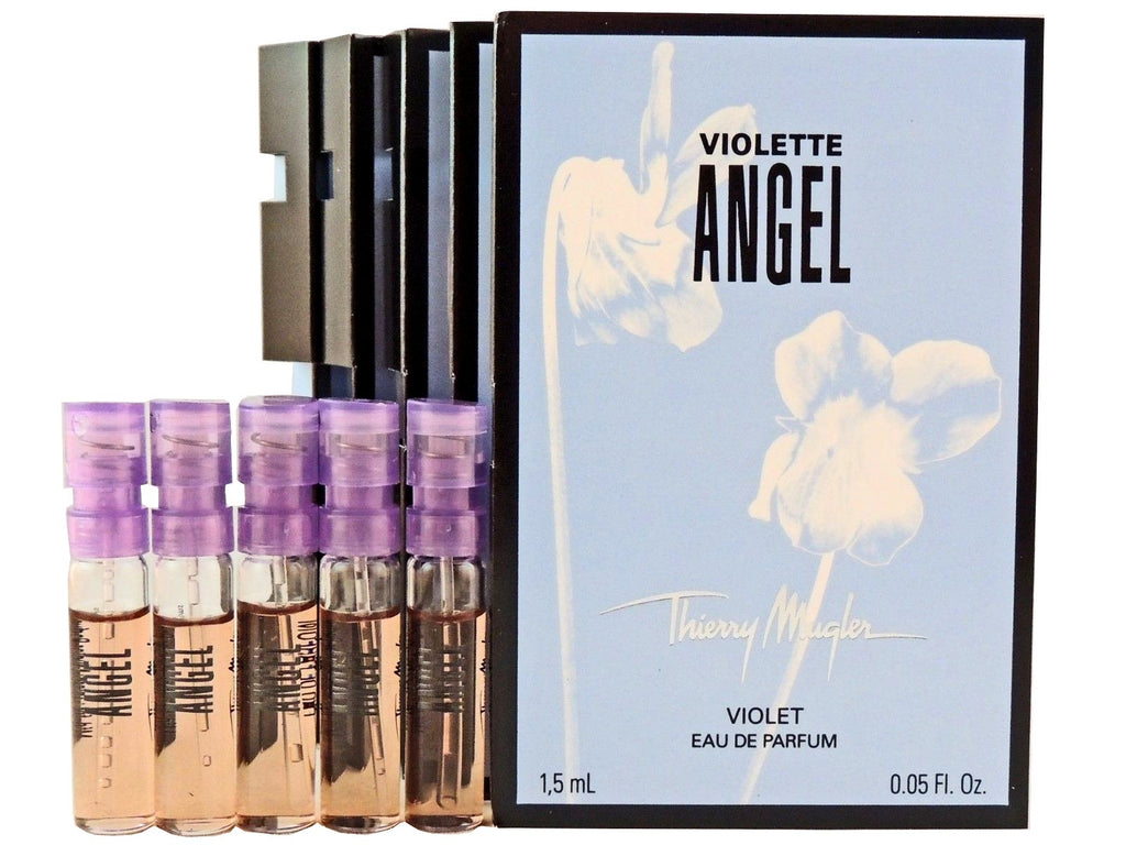 Angel Violette By Thierry Mugler (PACK OF 5 SAMPLES)