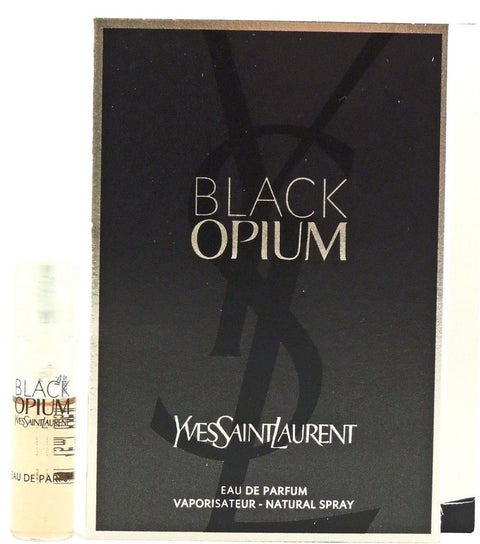 Black Opium By by YSL Vial Sample