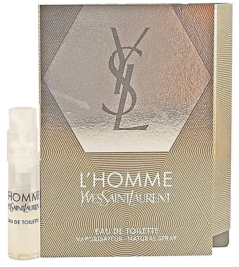 L'homme by Yves Saint Laurent Vial Sample