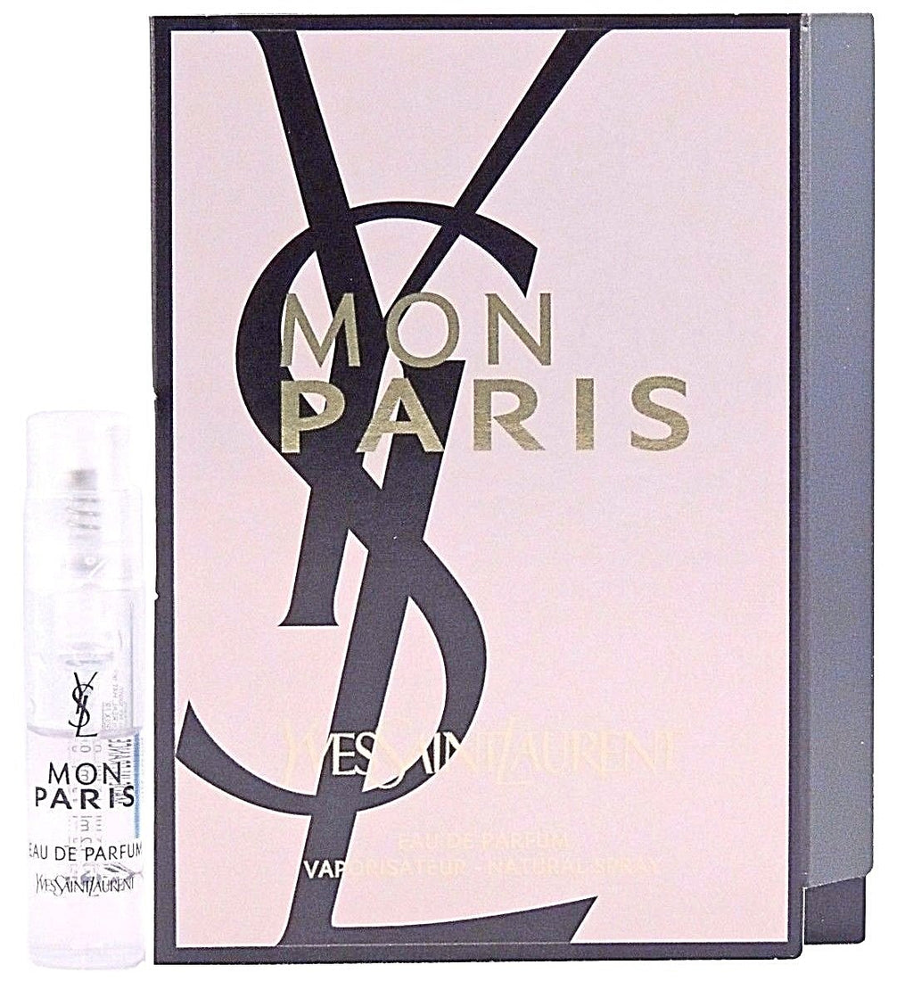 Mon Paris Perfume by YSL Vial Sample