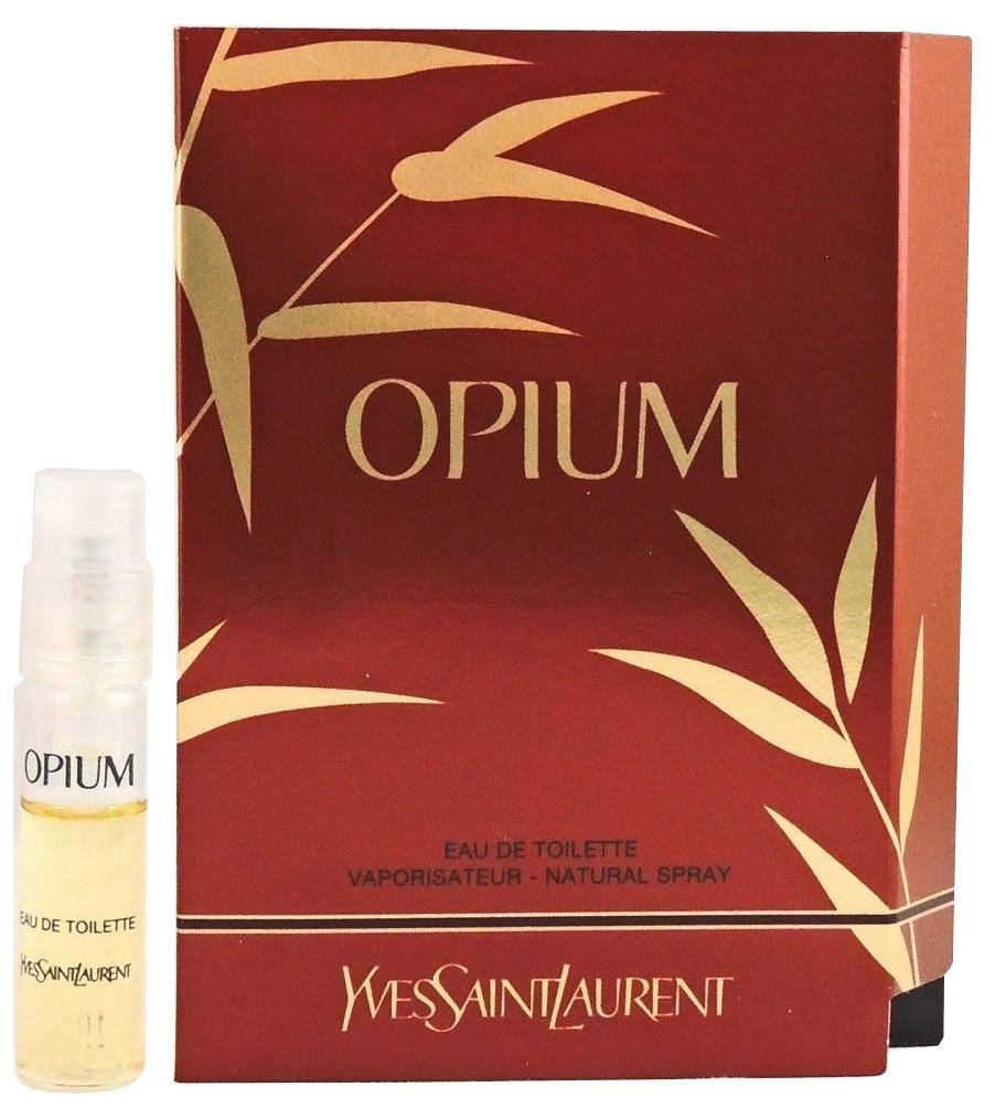 Opium Eau De Toilette by YSL  Vial Sample