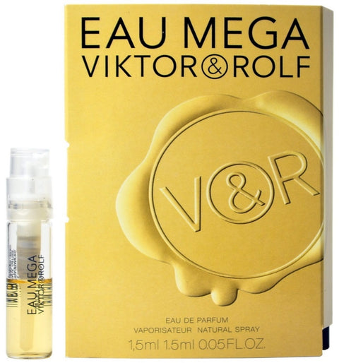 Eau Mega Perfume by Viktor & Rolf Vial Sample