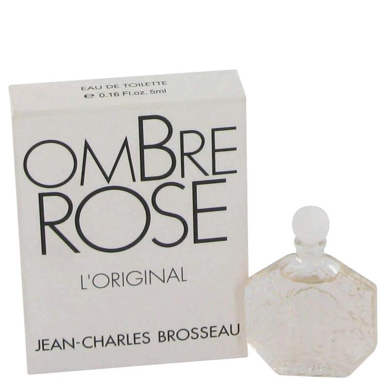 Ombre Rose by Brosseau Mini EDT .16 oz