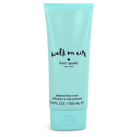 Walk on Air by Kate Spade Body Cream 3.4 oz for Women