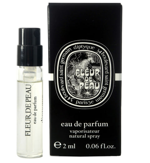 Fleur De Peau by Diptyque EDP Vial Sample