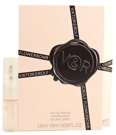 Flowerbomb by Viktor & Rolf Vial Sample