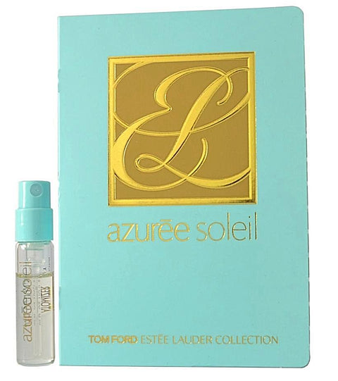 Ford Azuree Soleil Eau Fraiche by Tom  Ford & Estee Lauder Vial Sample