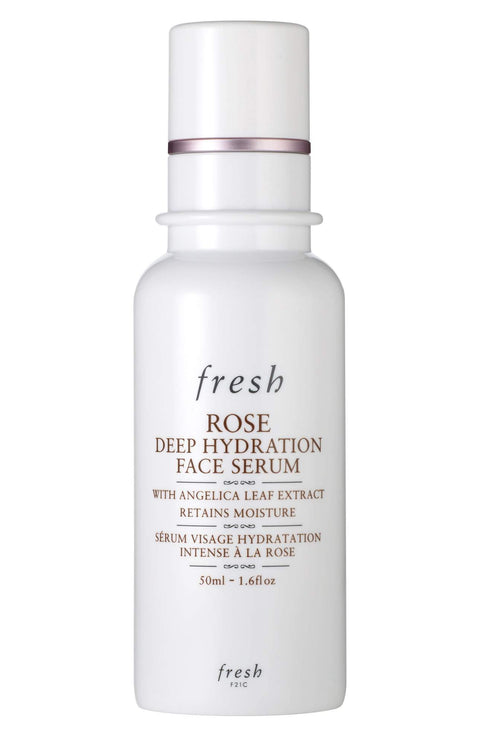Fresh Rose Deep Hydration Face Serum 1.0 oz