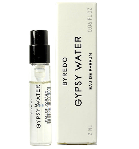 Gypsy Water by Byredo vial sample