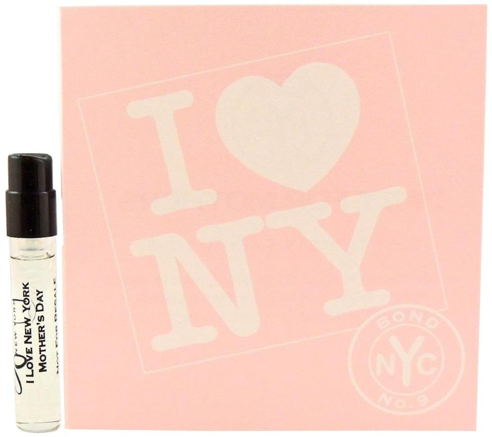I love New York Mothers Day by Bond No. 9  Vial Sample