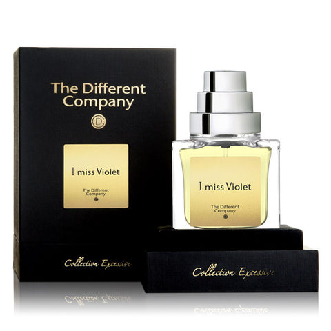 The Different Company I Miss Violet EDP, 1.7 oz / 50 ml