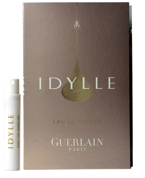 Idylle by Guerlain Vial Sample 1ml - 0.03oz EDP Spray Perfume