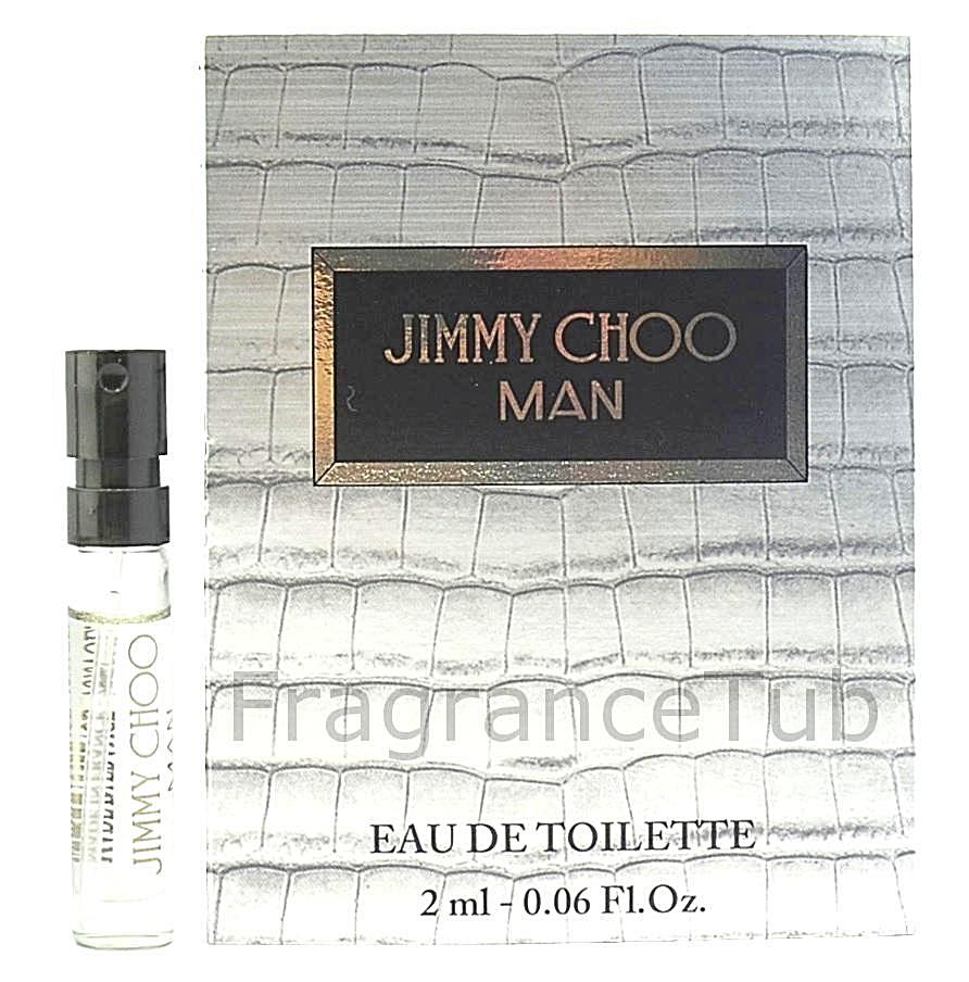 Jimmy Choo Man Cologne Vial Sample
