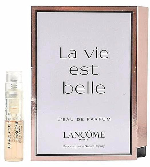 La Vie Est Belle Perfume by Lancome Vial Sample