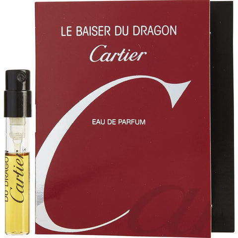 Le Baiser Du Dragon by Cartier  Vial Sample