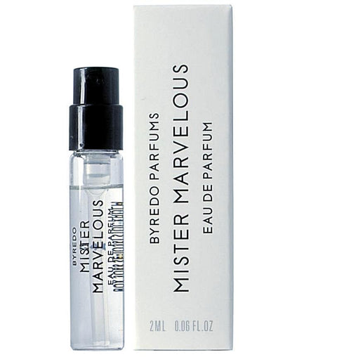 Mister Marvelous by Byredo Vial Sample