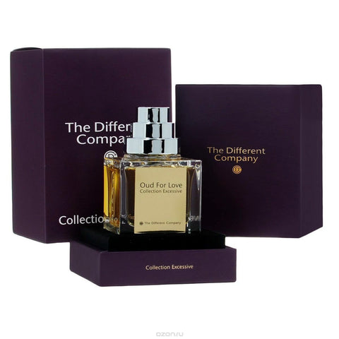 The Different Company Oud For Love Spray EDP, 1.7 oz / 50 ml