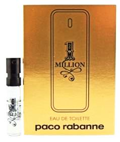1 MILLION by Paco Rabanne For Him Vial Sample