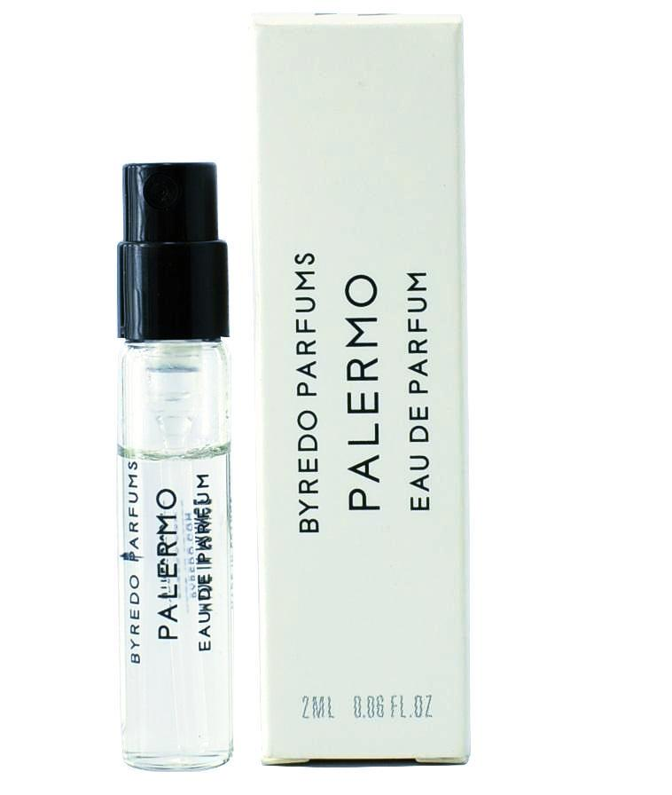 Palermo by Byredo Carded Vial Sample
