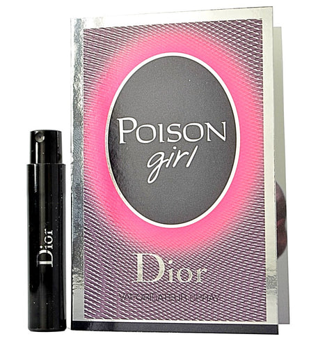 Poison Girl by Christian Dior Vial Sample