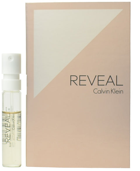 Reveal by Calvin Klein Vial Sample