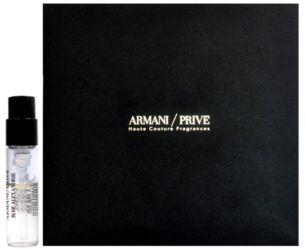 Armani Prive Rose Alexandrie by Giorgio Armani Perfume Vial Sample